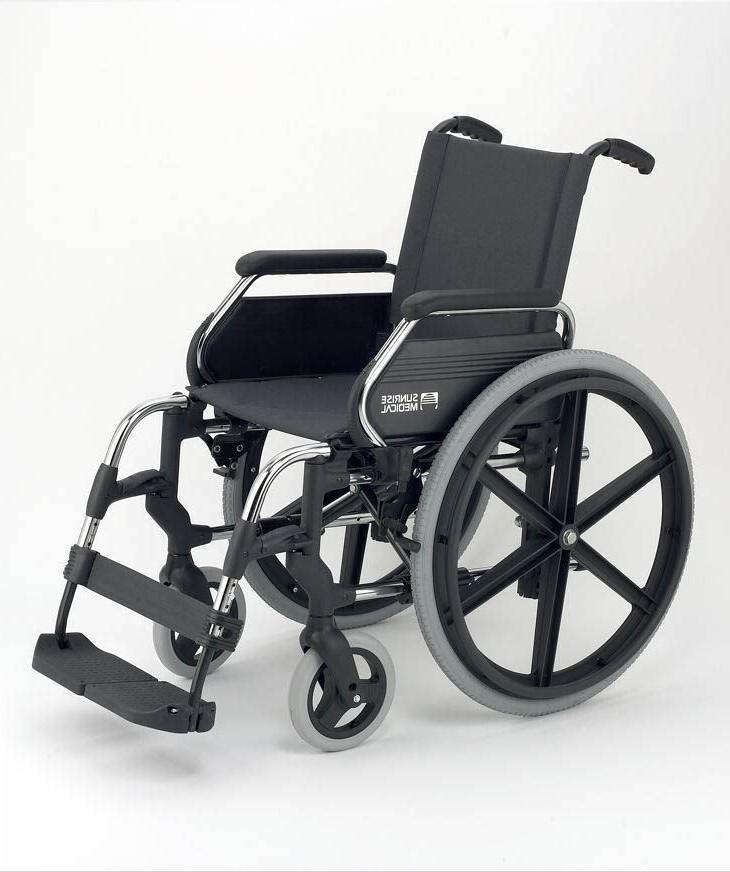 B-4200/P mechanikus kerekesszék