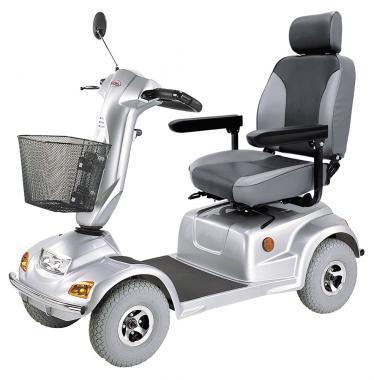 El-Go/M XXL nagyteherbírású, elektromos moped