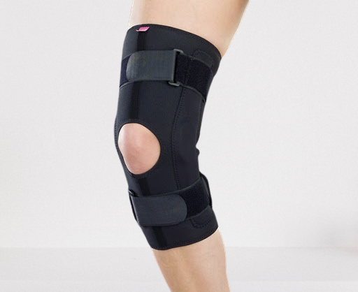 Medi Hinged Knee Pro Airtex