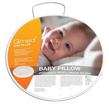 QMED Baby fejformáló párna