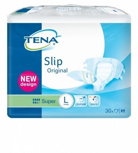 Tena Slip Original Super L (2531 ml)