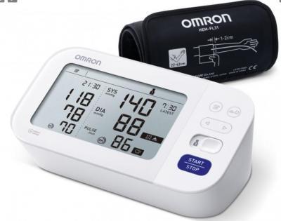 Omron M6 Comfort Digitális Felkaros vérnyomásmérő