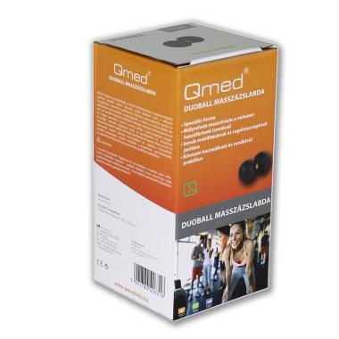 QMED DuoBall masszázslabda