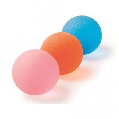 Qmed kézerősítő labda (Extra lágy, Lágy, Kemény)