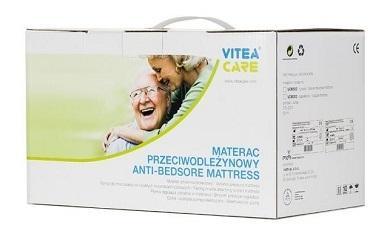 Vitea Care váltakozó nyomású antidecubitus matrac