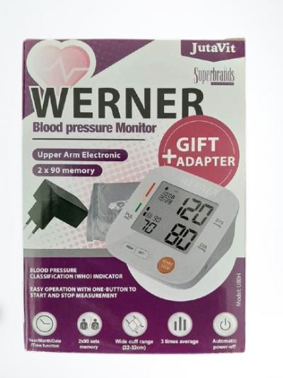 Werner U80H felkaros automata vérnyomásmérő
